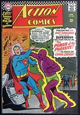 Action Comics (1938) #340 FN+ (6.5) 1st app Parasite Supeman
