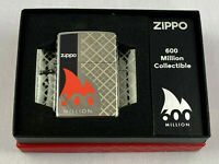 ZIPPO Limited Edition 600 Millionen Feuerzeug in Sammlerbox neu in Box