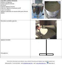 Dairy RICAMBI Playmaker Blue Giacca a maniche corte salotto CL21-LATTICINI-Mungitura
