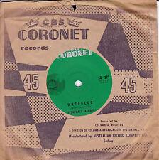 STONEWALL JACKSON Waterloo / Smoke Along The Track 45