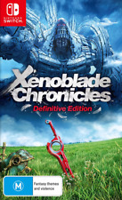 Xenoblade Chronicles Definitive Edition Switch Game NEW