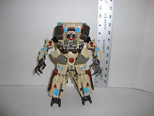 TRANSFORMERS MOVIE 2007 LEADER CLASS DEEP DESERT BRAWL INCOMPLETE