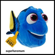 "FINDING DORY Disney -  DORY AUTHENTIC GENUINE PLUSH TOY 17"" 43CM - NEW NWT"