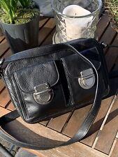 ?? Fossil Damen Handtasche schwarz Leder unbenutzt ??