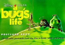 A Bugs Life Postcard Book: 30 Full-color Postcard