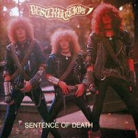 Destruction - Sentence of Death / Infernal Overkill [New CD] Germany - Import