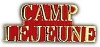 MARINE CORPS BASE CAMP LEJEUNE USMC SCRIPT  PIN
