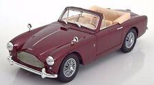 WHITEBOX 1957 Aston Martin DB2/4 MK3 Dark Red Metallic 1:18*New!