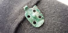 Molto RARO infatti Viking Bronzo Pendente, Anello rotto bellissima patina UK 70 S L45r