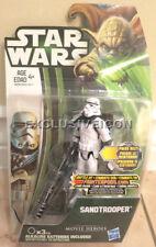 Star Wars Clone 2013 Movie Heroes Yoda Green Card MH09 Sandtrooper Cancel? CAN