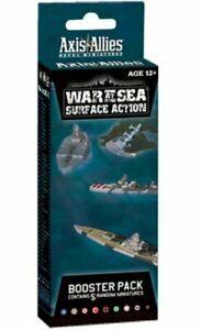 War at Sea: Surface Action: An Axis & Allies Naval Miniatures Booster Expansion