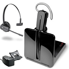 Plantronics CS540/HL10 Black Ear-Hook Headsets