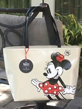 KATE SPADE DISNEY MINNIE MOUSE FRANCIS LARGE ZIP SHOULDER TOTE BAG