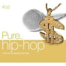 CD musicali hip-hop various