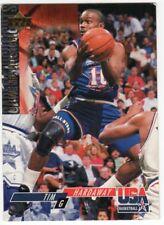 figurina CARD BASKET NBA 1994/95 NEW numero 16 TIM HARDAWAY
