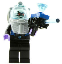 Genuine LEGO DC Super Heroes MR FREEZE minifigura Da Batman Per Ragazzi Set 10737