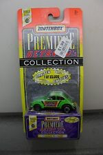 MATCHBOX Premiere RETRO '70s - DRAGON WHEELS VW Beetle Dragster Vintage Classic