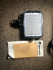 Manfrotto Spectra MLS900F Battery-Pow. LED Light x2 Tripods Bowens Case