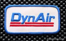 "DynAir Embroidered Sew on Patch Ventilation Carlisle Uniform 3 7/8"" x 2"""