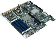 Intel S5000pal Sr1500alr D13607-902 Motherboard CPU RAM