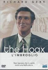 Dvd **THE HOAX L'IMBROGLIO** con Richard Gere nuovo sigillato 2006