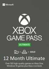 Xbox Live Gold + Game Pass Ultimate | 12 MONTH / 1 YEAR Code | 26 x 14 Day Keys