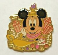 Disney Pin Badge TDS - Cave of Wonders Treasure series - Minnie Mouse