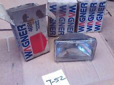 Headlight Bulb-Headlamp Wagner Lighting 4651 SEALED Beam Halogen G10 SQUIRE 1500