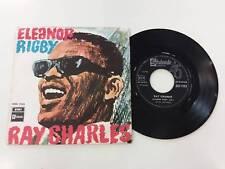 RAY CHARLES ELENOR RIGBY/WHEN I STOP DREAMIN' 7'' 45 GIRI 1968