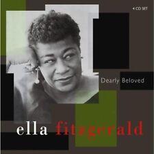 CD musicali vocale per Jazz Ella Fitzgerald