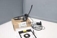 CASQUE TELEPHONIQUE FILAIRE JABRA BIZ 2400 DUO +  LINK 220  USB / BLUETOOTH