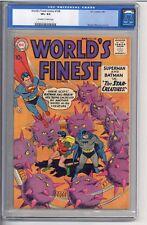 Worlds Finest #108 CGC 8.5