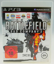 Battlefield: Bad Company 2 - komplett in OVP Sony Playstation 3 PS3 sehr gut