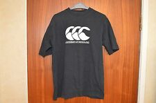 Canterbury Short Sleeved T Shirt - Size Aged 12 - Black