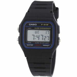 New watch Digital Retro Sports Alarm Stopwatch silver