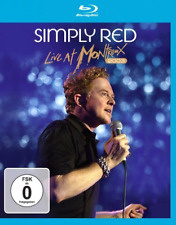 Simply Red-Live At Montreux 2003  Blu-Ray NEW