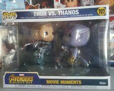 """Funko pop Vinyl Thor Vs Thanos """"Marvel Avengers Infinity War"""" 707"""
