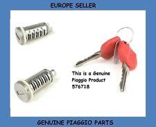 Gilera Runner 50 SP 125 SP/FX 180 SP/FXR Ice 50 Genuine Lock Set Kit New 576718