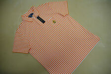NEW NWT $89 RALPH LAUREN POLO MENS SHORT SLEEVE SHIRT SIZE LARGE L G ORANGE