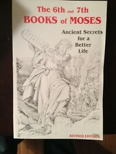 THE 6th & 7th BOOKS OF MOSES