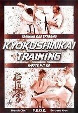 Kyokushinkai Karate Training des Extrems