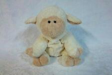 """Ty 2006 Pillow Pals Sheep Lamb 9"""" Plush Soft Toy Stuffed Animal"""