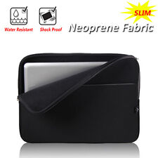 "15"" 15.6"" Laptop Sleeve Case Notebook Cover Pouch Bag For HP DELL MacBook P"