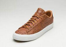NIKE BLAZER Studio Low ★ EU 44 US 10 ★ 880872-700 ★ Desert Ochre Croc Sneaker