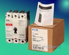 NIB Cutler-Hammer HFD3225 Circuit Breaker 3 Pole 225A 600V 65k Rated Series C