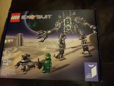 New Lego Ideas #21109 Cuusoo - Exosuit Set Mech Minifig Retired Factory Sealed