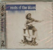 ROOTS OF THE BLUES - 2 CD SET - NEW - FAST FREE SHIPPING !!!
