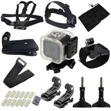 28 in 1 GoPro Accessories Kit for GoPro Hero4/Hero5 Session Chest Belt Headband