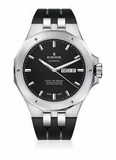 Edox Delfin Day-Date Datum Wochentag Automatik 88005 3CA NIN
