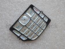 Original Nokia 6670 Tastatur   Tastaturmatte   Keypad   Keymat Silber Silver NEU